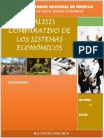 Analisis Comparativo de Los Sistemas Económicos
