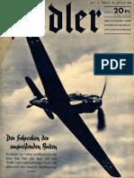 Der Adler - Jahrgang 1940 - Heft 02 - 23. Januar 1940