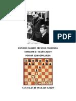 Estudo Caseiro Da Defesa Francesa - Job Sepulveda
