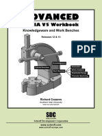 Advanced Catia v5 Workbook