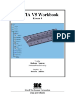 Catia v5r3 Workbook (Lesson 1)
