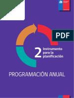 Planificación 3.Programacion 2014 Formulario 2014