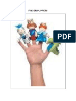 Finger Puppetsglove Puppets