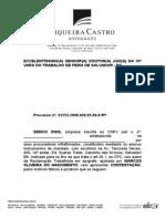 (2) Contestação Semco Rgis x Marcos Oliveira Do Nascimento - Cópia