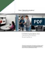 CCNA 3 Student Lab Manual