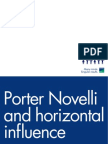 Horizontal Influence (Porter Novelli)