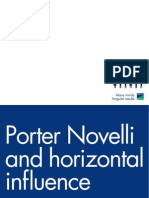 Horizontal Influence (Porter Novelli)