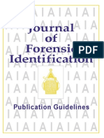 JFI Publishing Guidelines