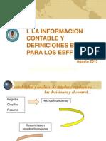 Tema 1 Informacion Contable y Definiciones Basicas Para Los EEFF 1