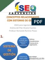 Conceptos Relacionados Con Sistemas de Gestion