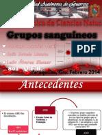 Grupos Sanguineos 26