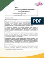 ACC-0906 - Fundamentos de Investigación