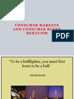 Consumer Markets Final