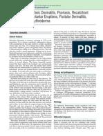 Chapter 10 Seborrheic Dermatitis, Psoriasis, Recalcitrant Palmoplantar Eruptions, Pustular Dermatitis, And Erythroderma