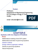 Dr. S. K. Kudari, Professor, Department of Mechanical Engineering, B