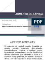 aumentodecapital-110315165509-phpapp02