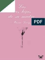 Las tres hijas de su madre - Pierre Louys.pdf