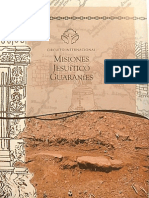 Misiones Jesuítico Guaraníes