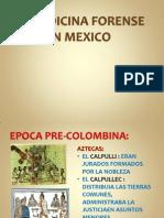5 La Medicina Forense en Mexico