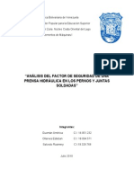 Prensa Hidraulica.