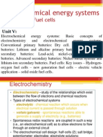 Electrochemical Devices