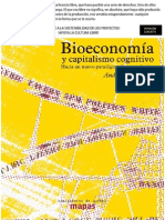 Andrea Fumagalli - Bioeconomia y Capitalismo Cognitivo