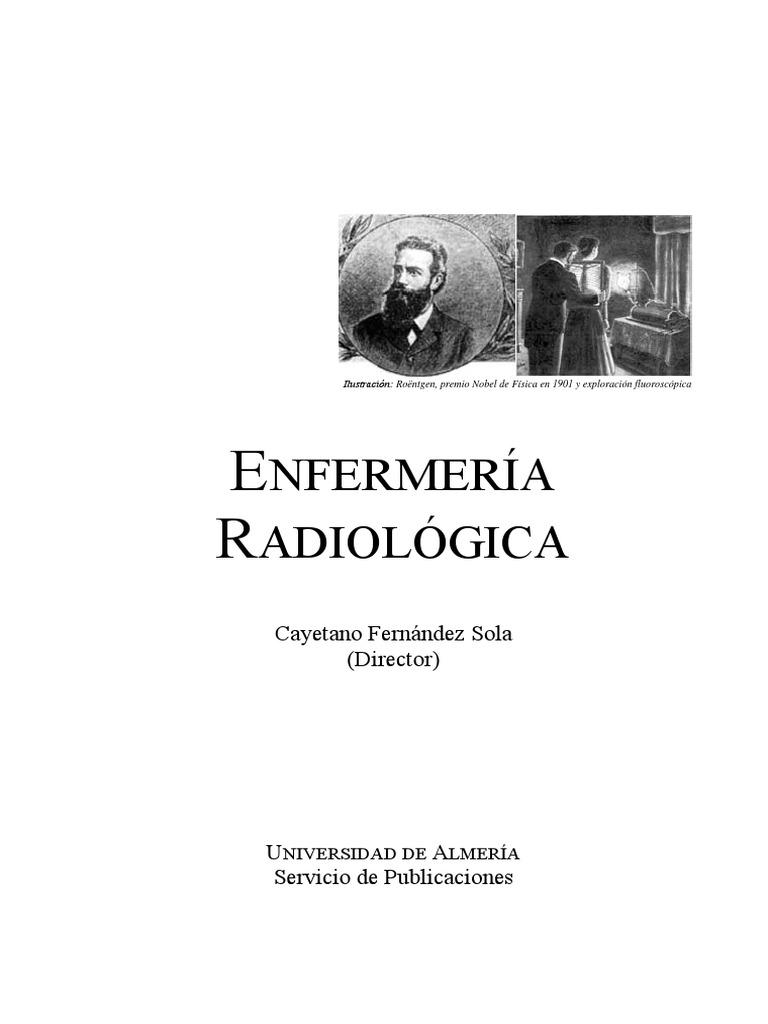 Libro Enfermeria Radiologica