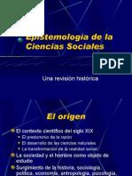 2 Epistemiologia de Las Ciencias Sociales Yu