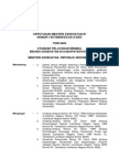 [Blok 23] - [01] - Surat Keputusan Standar Pelayanan Minimal Bidang Kesehatan - Dr. Titiek Hidayati, M. Kes - [26 Maret 2012]