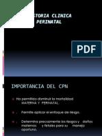 Historia Clinica Cpn