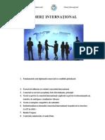 3. Comerţ internaţional