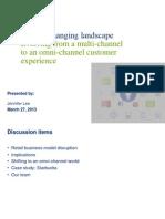 Omni Channel Commerce