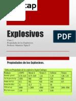 Clase 2 Explosivos