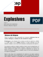 Clase 7 Explosivos
