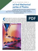 Designing in Plastics Part 2