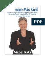 Katz Mabel - El Camino Mas Facil
