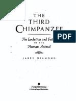 Third Chimpanzee CH 14