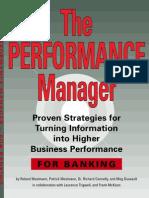 Bk Performance Manager Banking