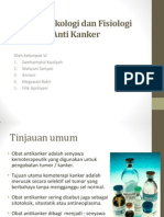 PPT Obat Anti Kanker