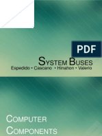 Chapter 3 System Buses (based on William Stallings