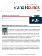 Grand Rounds Neuro-ophth 120209