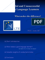 Foreign Language Learners