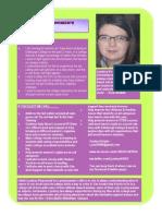 Lyndsey for Vice-President (Women)