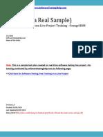 Test Plan - SoftwareTesting, Test Plan - SoftwareTesting