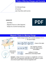 L15 Magnetic Field of Currents Biot-Savart