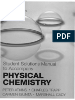 Physical Chemistry Engel Pdf