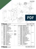 Saeco Service Manual