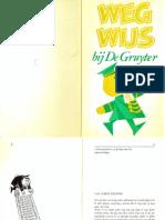 Wegwijs Bij de Gruyter