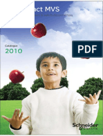 Masterpact MVS Catalogue 2010