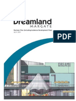 3 Dreamland Margate SC Dreamland Business Plan